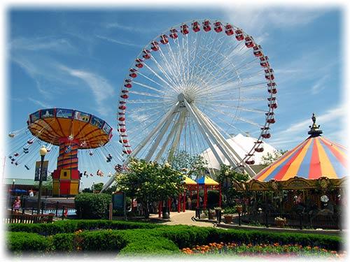 پارک تفریحی - amusement park