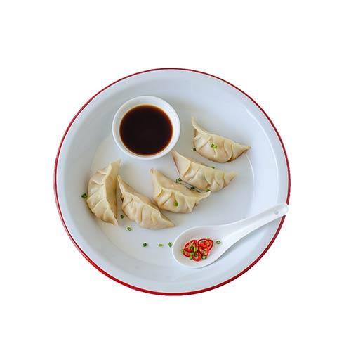 dumpling - پودینگ