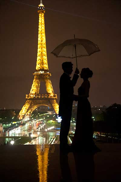 A Rainy Night In Paris - Chris de Burgh