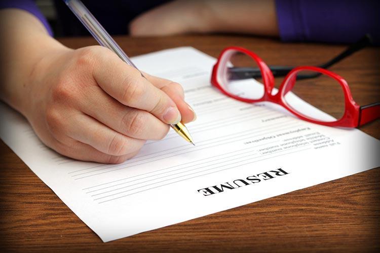 نحوۀ نوشتن رزومه یا CV به زبان انگلیسی به همراه نمونه