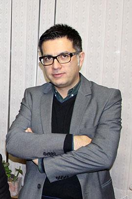 Alireza Ameri - دکتر علیرضا عامری