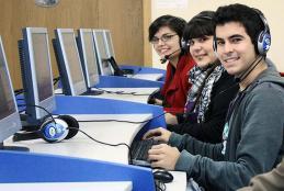 کاربرد تکنولوژی در آموزش زبان انگلیسی