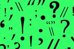 ۱۰ اشتباه متداول در کاربرد علائم و نشانهها در زبان انگلیسی